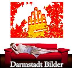 Bilder aus Darmstadt als Kunstdruck