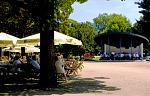 Konzertmuschel im Herrngarten - Foto: Michael Deschamps