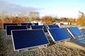 Solaranlage in der Goethestraße - Foto: Dr. Klaus Dapp
