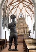 Lüpertz Stadtkirche Darmstadt