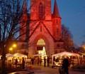 Adventsmarkt auf dem Johannesplatz