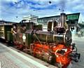 Dampfstraßenbahn - Foto: Holger Kötting