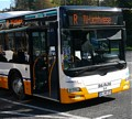R Bus - Bild: HEAG mobilo