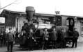 1890: Mit der Dampfstraßenbahn nach Arheilgen