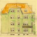 Kirchner - Mietshaus - © Nachlass Ernst Ludwig Kirchner, Günther Ketterer und Ingeborg Henze-Ketterer, Wichtrach/Bern