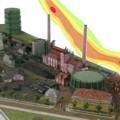 Gaswerkstandort auf der Knell