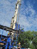 Geothermische Tiefenbohrung