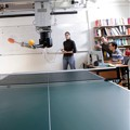 Tischtennis - Roboter / Bild: Axel Griesch/MPG, München