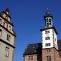 Glockenhof des Darmstädter Residenzschlosses