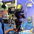 Live-Übertragung aus dem Herzkatheterlabor im Klinikum Darmstadt / Bild: Klinikum Darmstadt