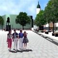 Neugestaltung des Friedensplatzes / Bild: Büro Werkstadt 2010 / Stadtplanungsamt der Wissenschaftsstadt Darmstadt