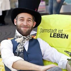 Datterichs Wochenmarkt - Bild: Rüdiger Dunker / Wissenschaftsstadt Darmstadt Marketing GmbH