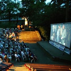 Open Air Kino Freilichtbühne Seeheim-Jugenheim / Bild: Filmseher Kulturmanagement OHG