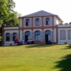Schlösschen im Prinz-Emil-Garten