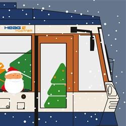 Nikolaus / Bild: HEAG mobilo GmbH