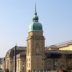 Das Hessische Landesmuseum Darmstadt