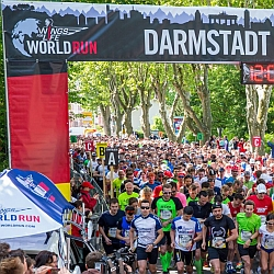 Life World Run in Darmstadt / Bild: Red Bull Content Pool