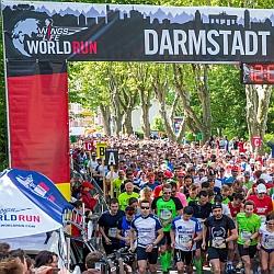 Life World Run in Darmstadt / Bild: Red Bull Content Pool