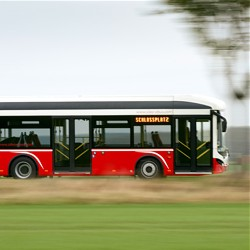 Elektrobus / Bild: HEAG mobilo GmbH