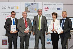 SolVer Abschluss / Bild: HEAG Südhessische Energie AG (HSE)