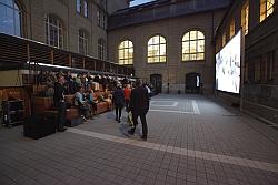 Bild: Kino im Römischen Hof, Foto: Wolfgang Fuhrmannek, HLMD