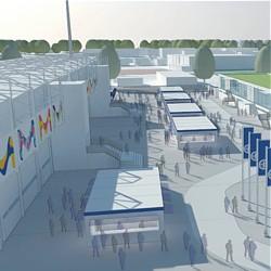 Boellenfalltor Umbau / Quelle: Wissenschaftsstadt Darmstadt