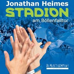 Jonathan-Heimes-Stadion am Böllenfalltor / Bild Merck KGaA