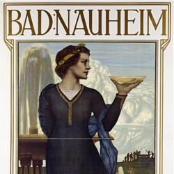 Johann Vincenz Cissarz, Bad Nauheim, 1904 (Aussnitt)