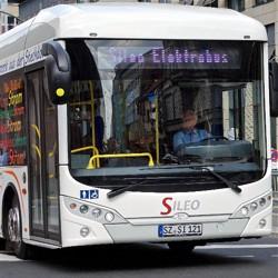 Elektrobus - Bild: HEAG mobilo GmbH