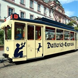 Datterich Express / Bild: HEAG mobilo GmbH