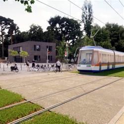 Lichtwiesenbahn / Bild: HEAG mobilo