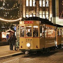 Linie 24 / Bild: HEAG mobilo GmbH
