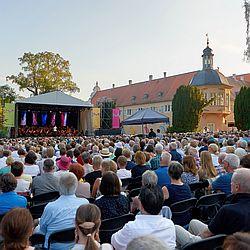 Gartenkonzert Deutsche Philharmonie Merck  /  Bild: Deutsche Philharmonie Merck