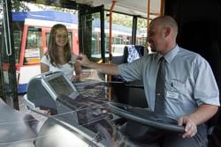 Busfahrer / Bild: HEAG mobilo GmbH