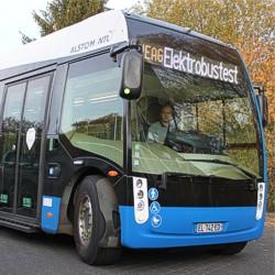Elektrobus / Bild:HEAG mobilo GmbH