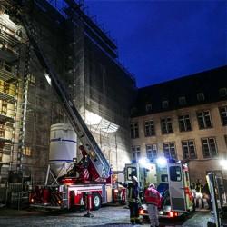Höhenrettung / Bild: Feuerwehr Darmstadt