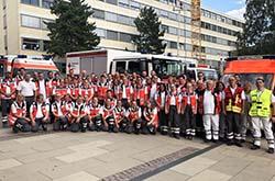 DRK Heinerfest Freiwillige SJReymendt