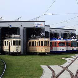 Depot Kranichstein / Bild: HEAG mobilo GmbH