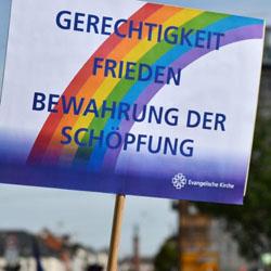 Klimastreik Darmstadt