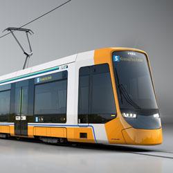 ST15-Bahn / Bild: HEAG mobilo GmbH
