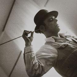 Beuys / Foto: Camillo Fischer