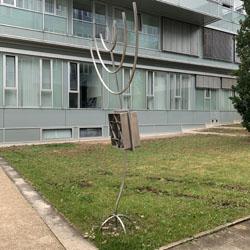 Menora / Bild: Klinikum Darmstadt