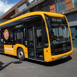 Mobilo E-Bus / HEAG mobilo GmbH