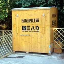 Komposttoilette / © Wissenschaftsstadt Darmstadt/ Zoo Vivarium