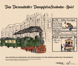 Darmstädter Dampfstraßenbahn-Spie / Bild: HEAG mobilo GmbH