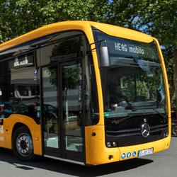 E-Bus / Bild: HEAG mobilo GmbH