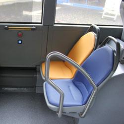Sitze / Quelle: HEAG mobilo GmbH