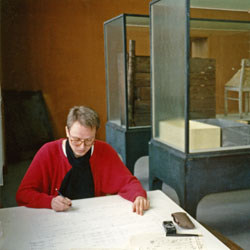 1990-Cord_Meijering_komponiert - Foto: Hans Jürgen Nickel, HLMD